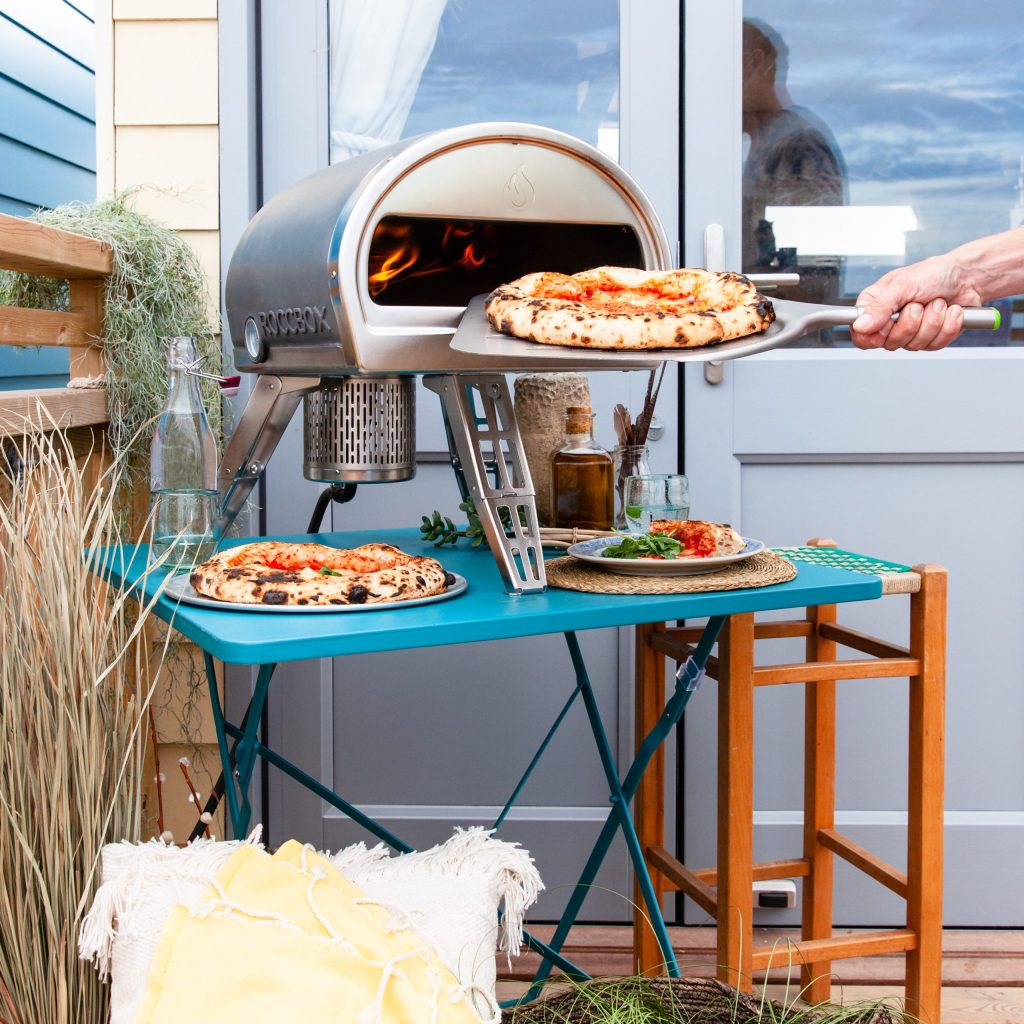 Win a Gozney Roccbox Pizza Oven