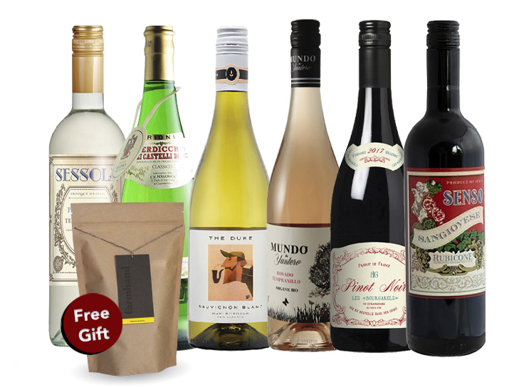 Win a Spring Collection Wine Box