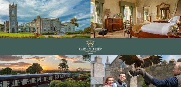 Win a five-Star Galway getaway at Glenlo Abbey Hotel & Estate