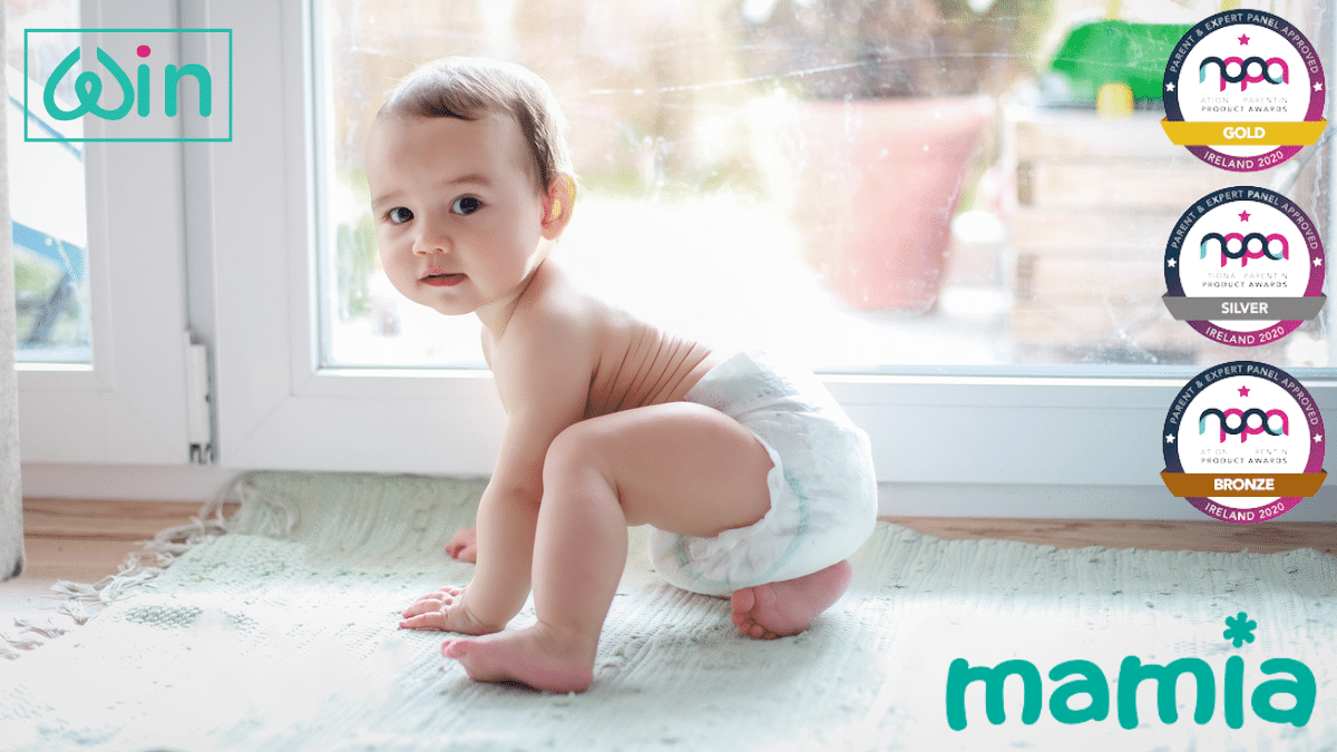 Win An €80 Shopping Voucher For Your New Baby