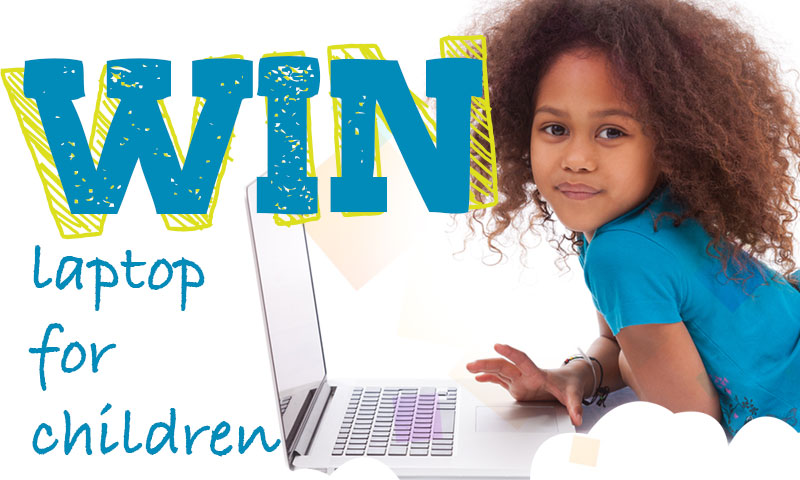 Win a Laptop for Children