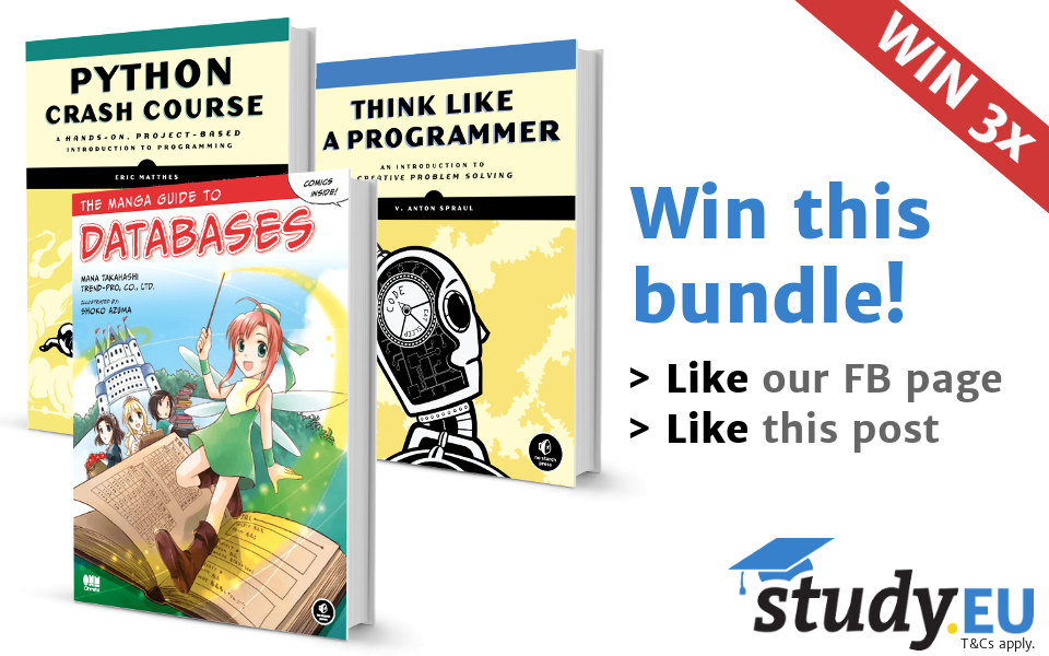 Win a Computer Science Book Bundle