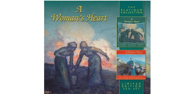 Win a copy of A Woman's Heart 2CD set