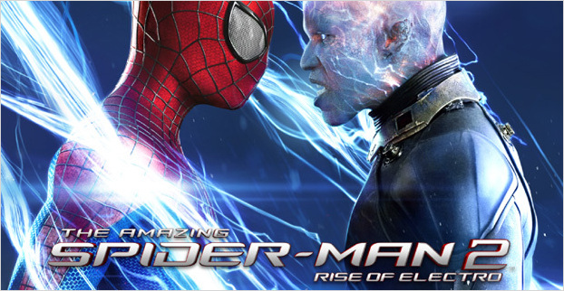 Win a fifty inch Sony Bravia LED TV and a bag full of limited edition Amazing Spider-Man 2 goodies