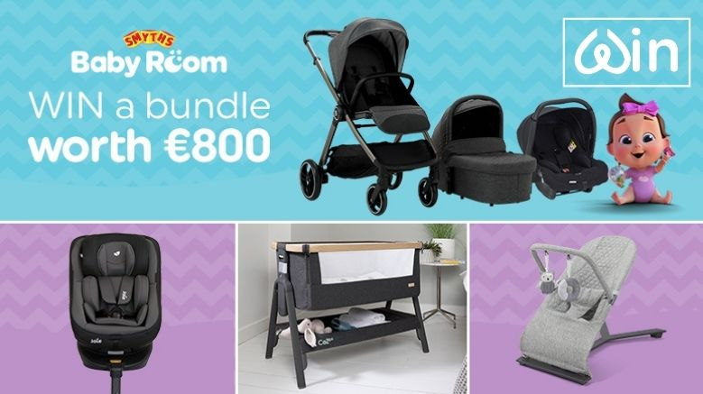 Win The Ultimate Baby Bundle