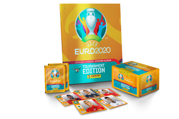 Win an official UEFA Euro 2020 sticker album