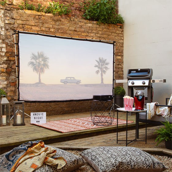 Win an Outdoor Cinema Kit