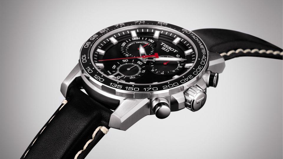 Win a Tissot Supersport Chrono Watch