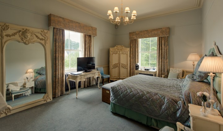 Win a stay at Tulfarris Hotel and Golf Resort in Wicklow