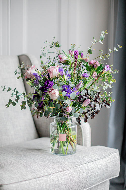Win a three month flower club subscription to New Moon Blooms!