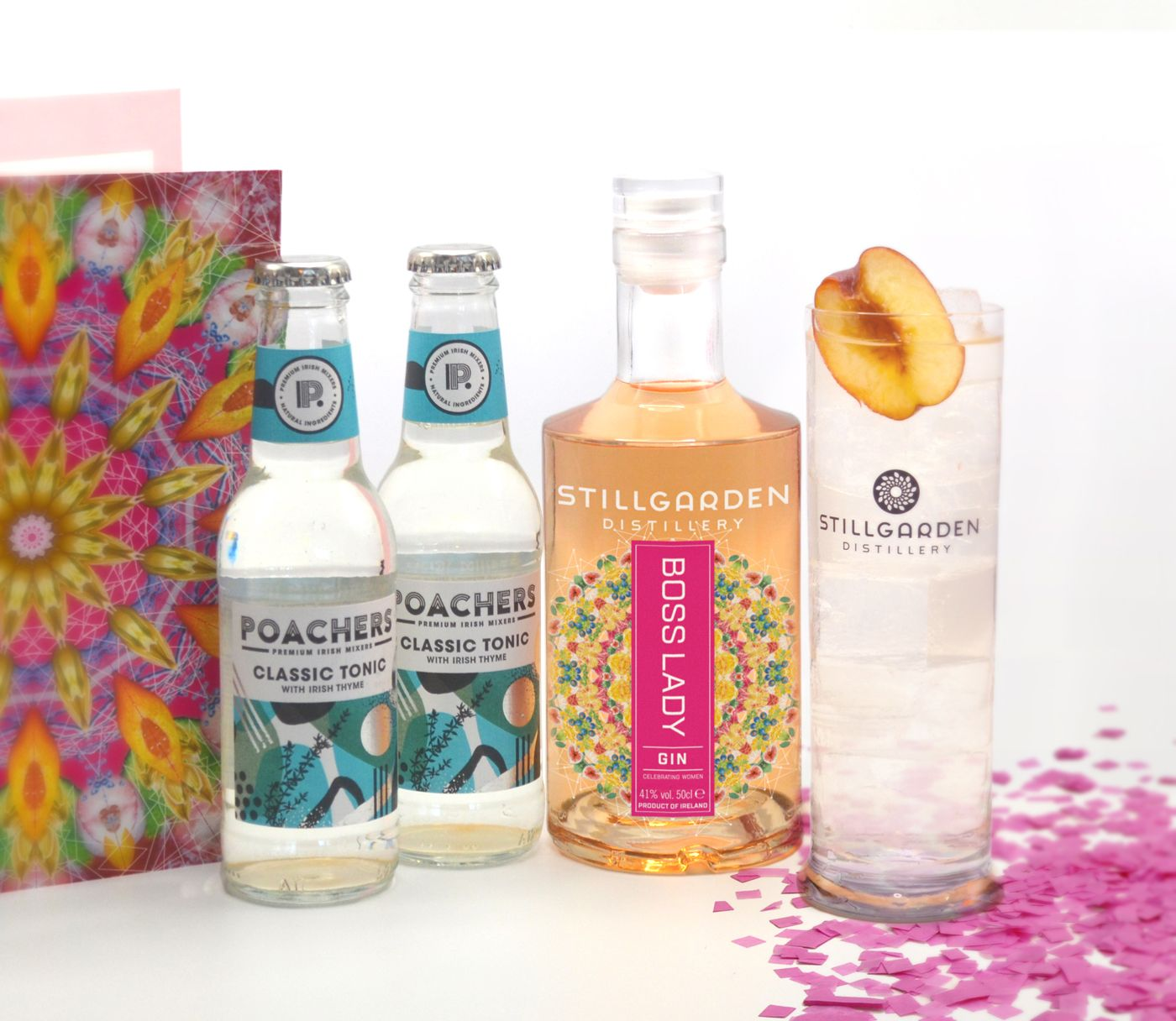 Win The ultimate gin hamper from Stillgarden Distillery