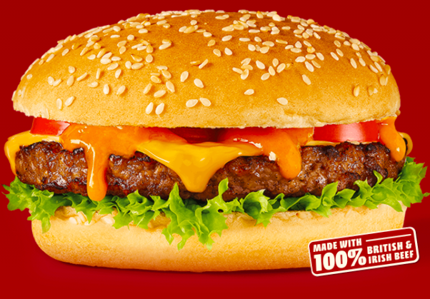 Win £100 gift card from Rustlers Online