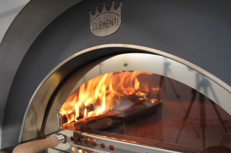 Win A Clementino gas and wood-fired oven