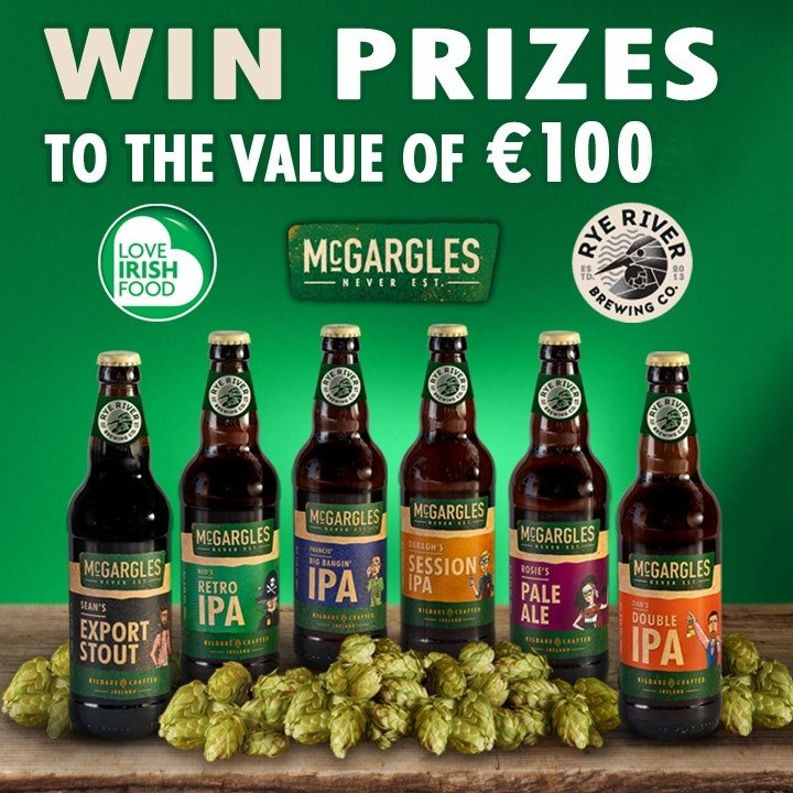 Win some fab McGargles Prizes