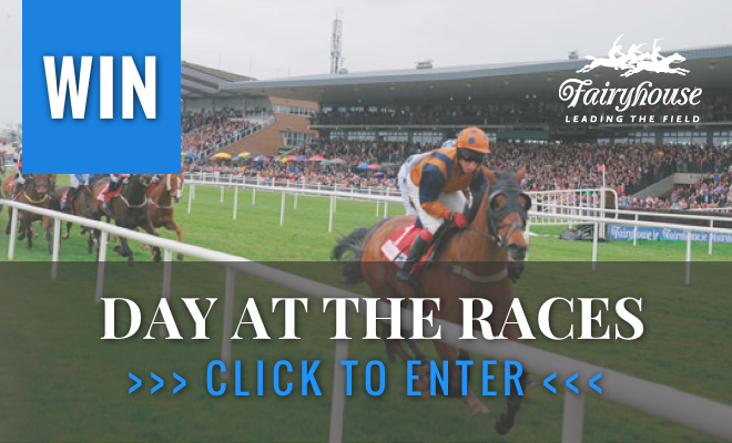 Win a Day at the Races for 2