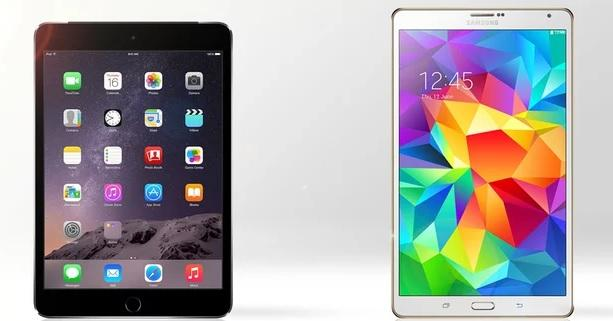 win an iPad Mini or Samsung Galaxy Tab S.