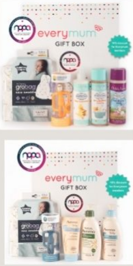 Win Everymum Baby Gift Boxes