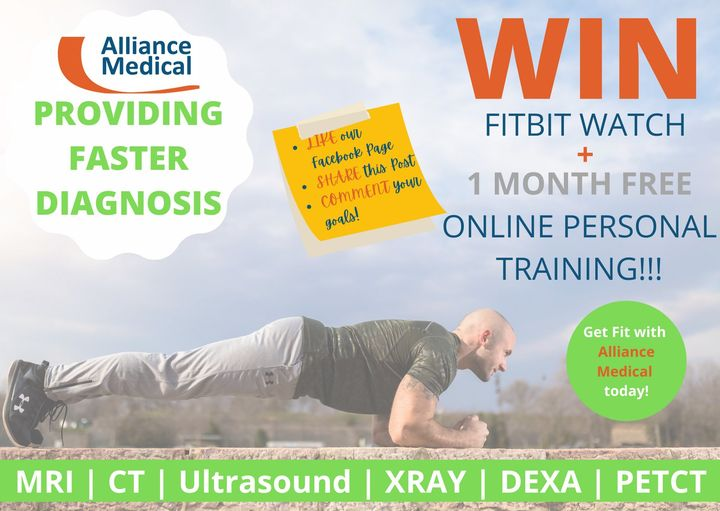 Win a FitBit and 1 Month Free Online Personal Training