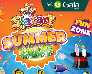 Win a camp place on an STARCAMP Summer Camp!