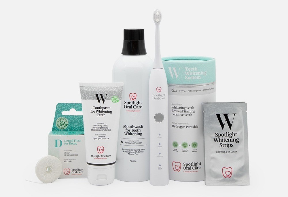 Win a Year's Supply of Spotlight Oral Care products worth €500 and a €500 Gift Voucher for the Europe Hotel