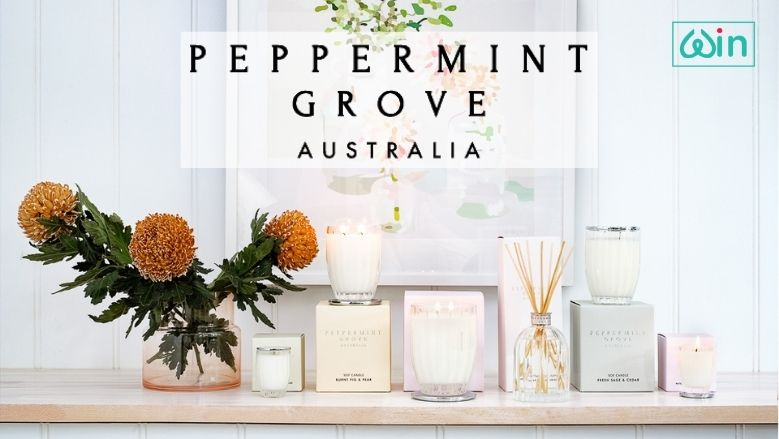 Win a Luxurious Hamper from Peppermint Grove