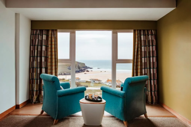 Win Return Flights and a Two Night Hotel Stay in Beautiful Cornwall
