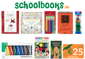 Win a Work-from-Home Basket from Schooldays.ie