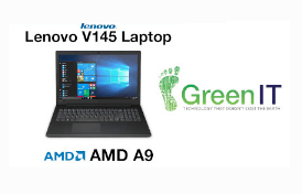 Win a Great New Lenovo v145 Laptop from GreenIT
