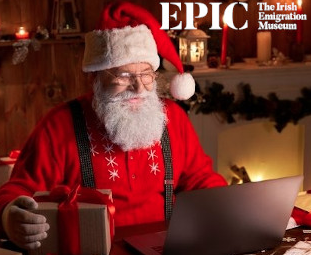 Win your own Zoom Call with Santa