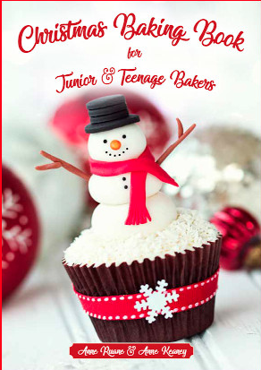 Win a Christmas Baking Book and 15 Baking Online Classes