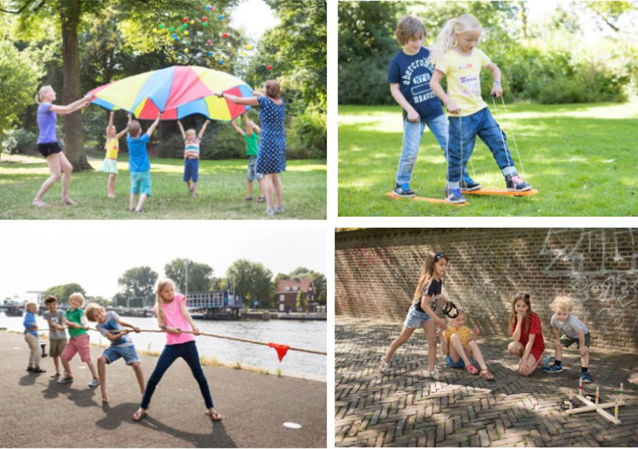 Win a fabulous outdoor games pack