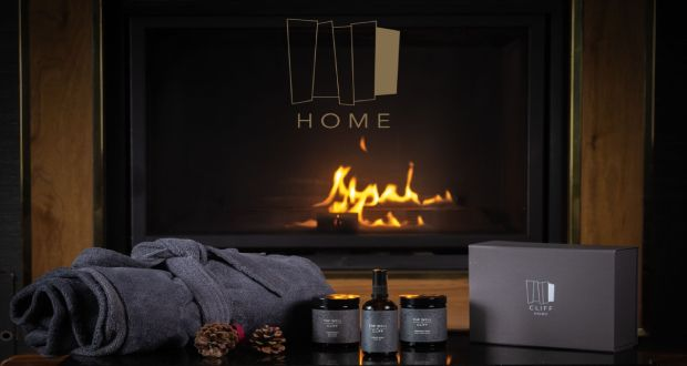 Win a luxury spa gift set from Cliff Home
