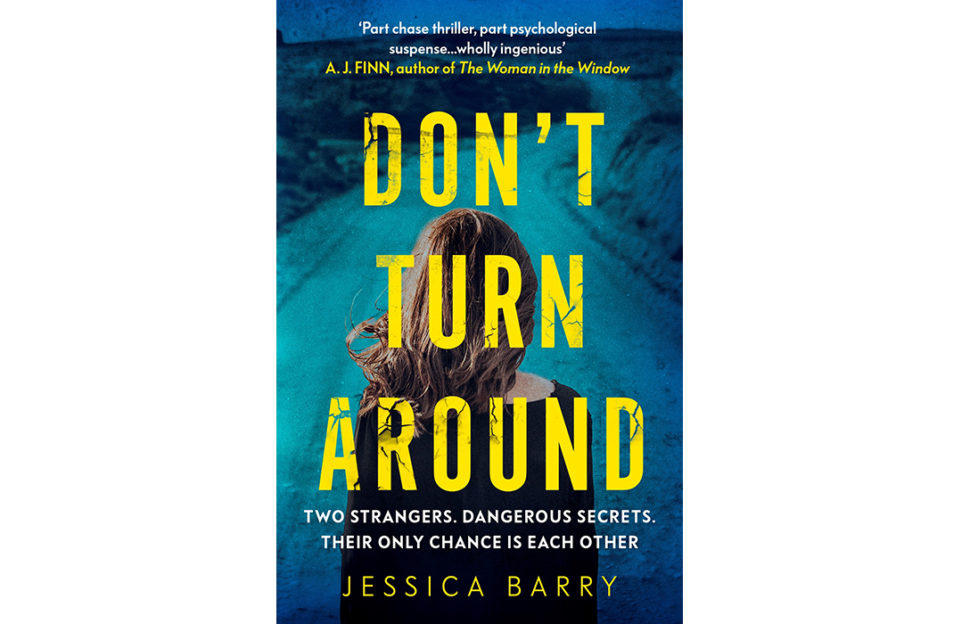 Win a copy of Don't Turn Around