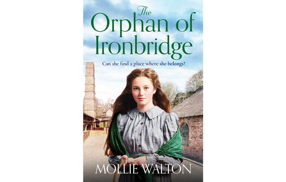 Win a copy of The Orphan of Ironbridge