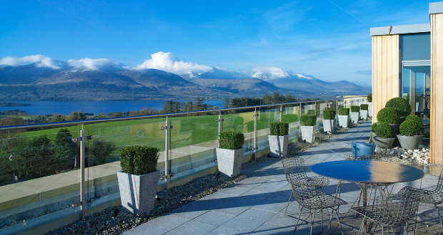 Win a two-night stay at Aghadoe Heights Hotel and Spa, Killarney