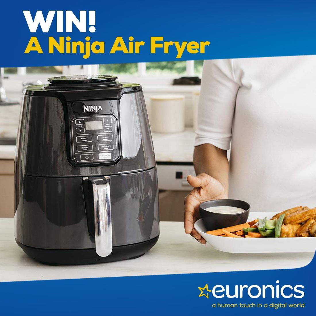 Win a Ninja Air Fryer