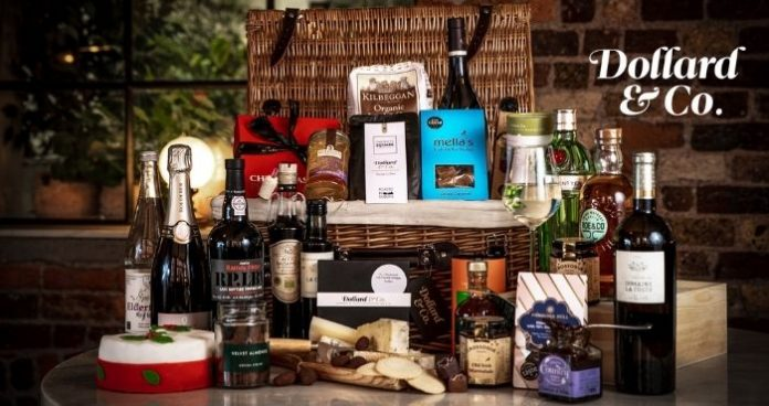 Win a hamper of artisan food goods worth €500