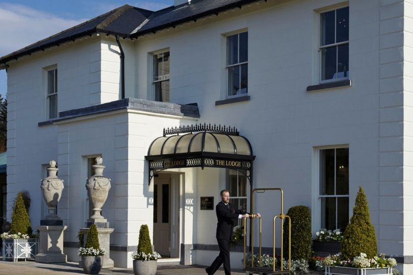 Win a night's bed and breakfast plus dinner at The Lodge at Ashford Castle