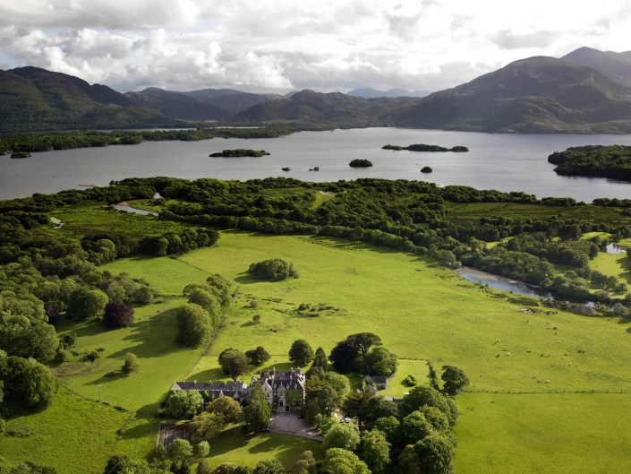 Win a break for two at Cahernane House Hotel