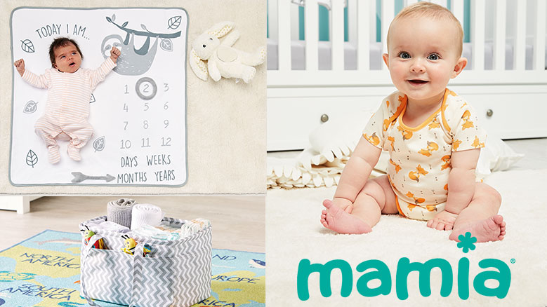 Win a Hamper worth €100 filled with Baby Products