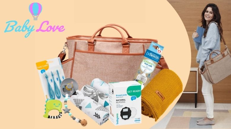 Win a BabyLove Hospital Bag Hamper worth over €124