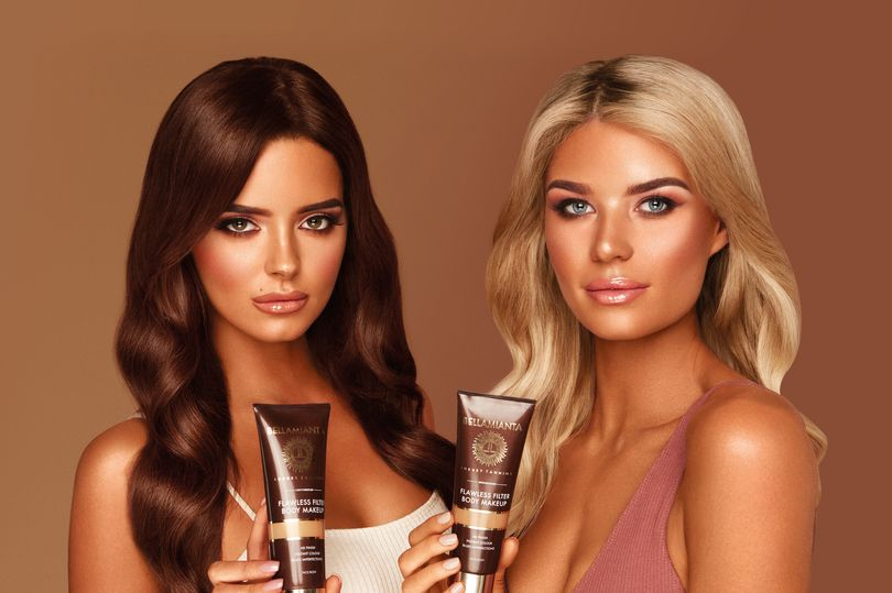 Win a year's supply of Bellamianta Luxury Tanning Products