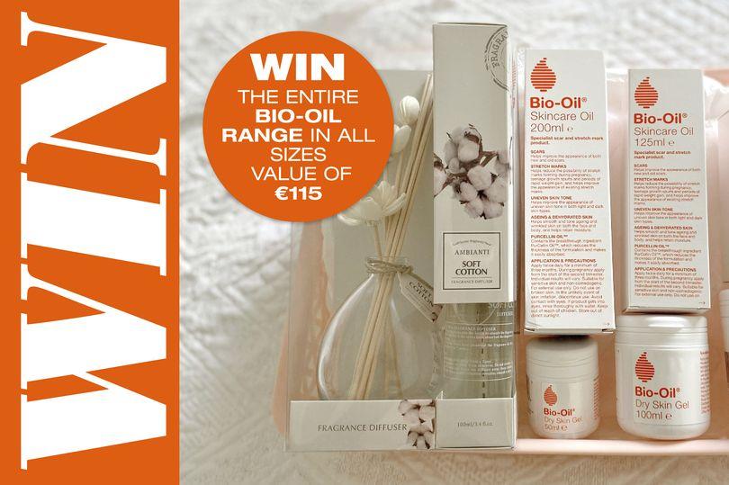 Win a Bio-Oil Hamper