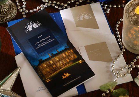 Win a €500 Voucher from Ireland's Blue Book