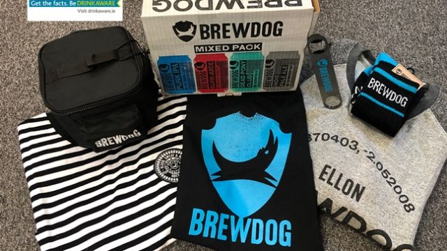 Win this fantastic hamper of Brewdog beers