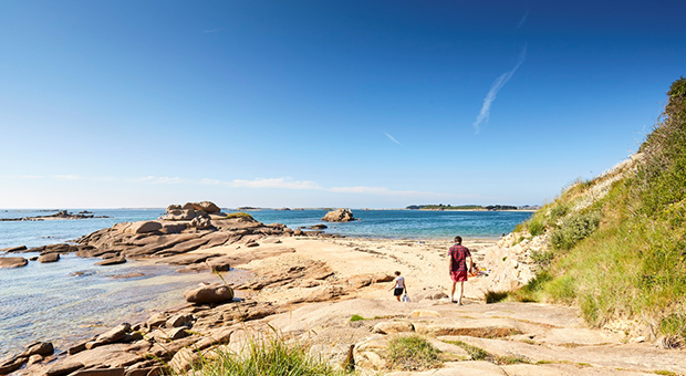 Win a trip for two to Brittany