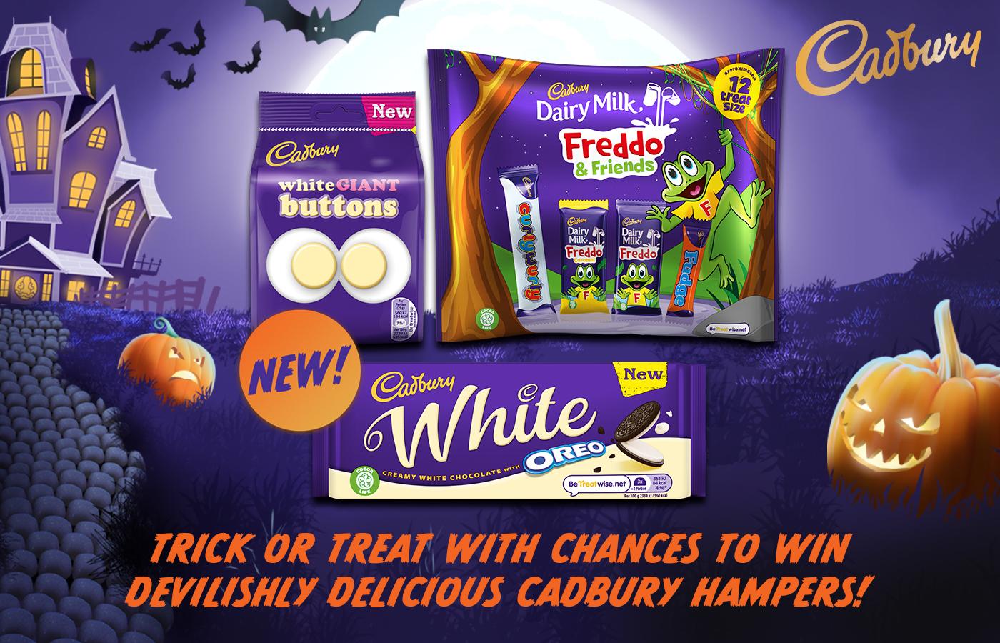 Win a Devilishly Delicious Cadbury Hampers