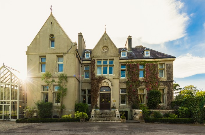 Win a Hike and Heritage stay at Cahernane House Hotel in Killarney
