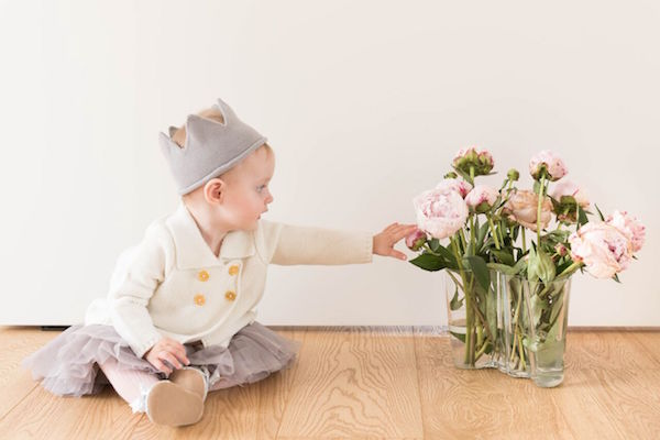 Win Baby Hat and Cardicoat from Angel's Face worth €78