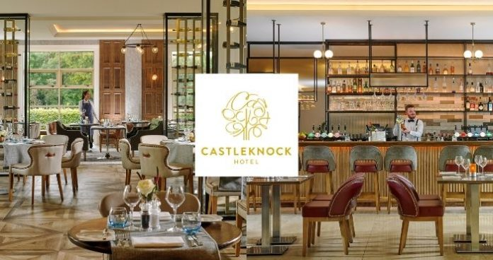 Win a two-night break at Castleknock Hotel